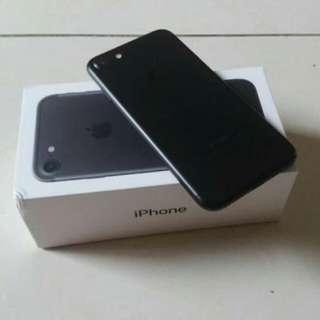 Iphone 7 256gb lengkap