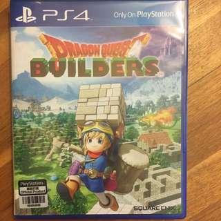 Dragon Quest Builders ps4