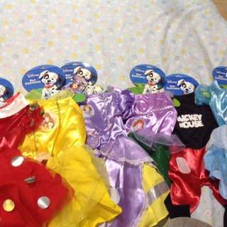 disney costume for small dogs