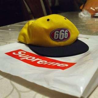Supreme 666 Hat