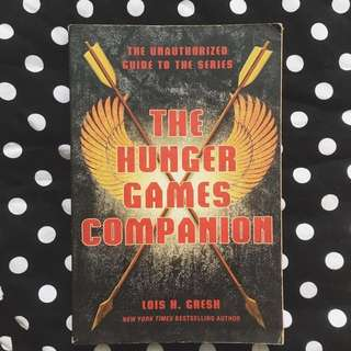PAPERBACK: The Hunger Games Companion by Lois H. Gresh