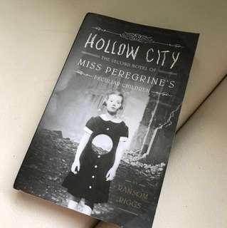 Miss Peregrine's Peculiar children: Hollow City