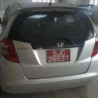 Honda Fit 1.3 G SPEC