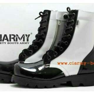 Sepatu PDL2O Army
