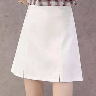 White Skirt (Skorts)