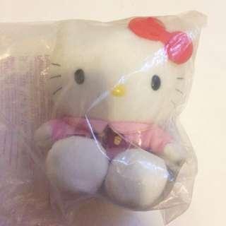 麥當勞 x Hello Kitty 毛公仔