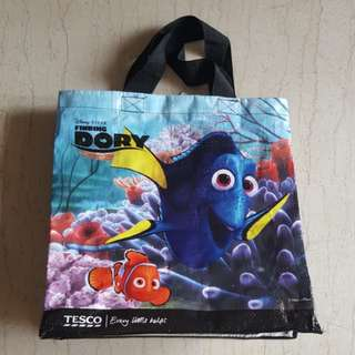 Tesco Finding Nemo Tote Bag