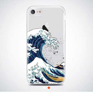 ❣️wave clear case