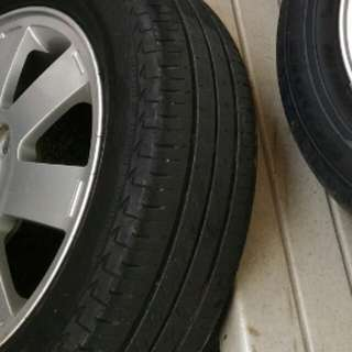 Kumho Tires 2pcs