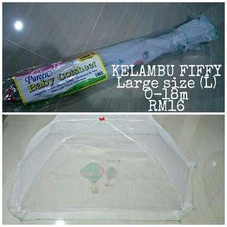 Kelambu Baby Size L Fiffy