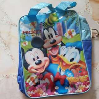 #blessing: Mickey Mouse Bag