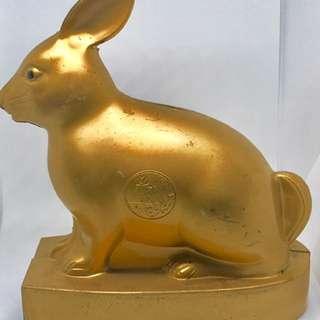BHL Bank Rabbit Coin Bank (sharing)