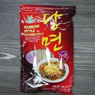 韓式有機紅薯粉絲
