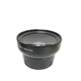 Super wide angle + macro lens