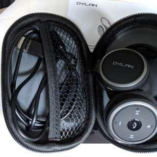 Bluetooth wireless sport headphones