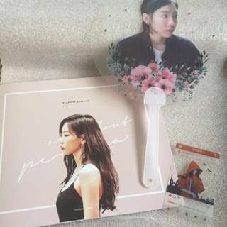Taeyeon fan union - all about persona.