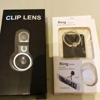 Clip Lens & Ring
