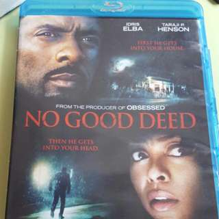 No Good Deed (bluray)