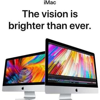 iMac (21.5inch LED backlit display)