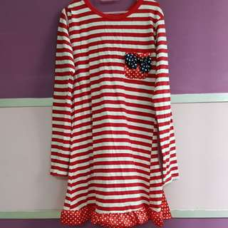 Dress for age 7yrs old