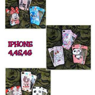 IPHONE 4 PHONE CASE 2in1