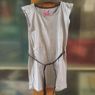 cotton on kids stripes dress