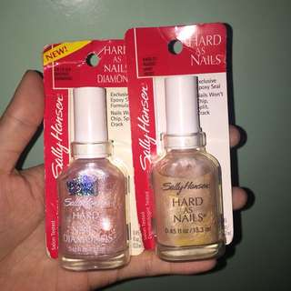 Sally Hansen's nail polish