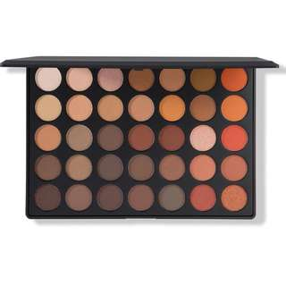 💄 Morphe Brushes 35O 35OM 35 Colour Color Matte Nature Glow Eyeshadow Palette
