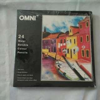 Omni Color Pencils