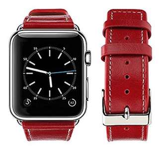 Apple Watch Band 38mm (Girl Style - Red)
