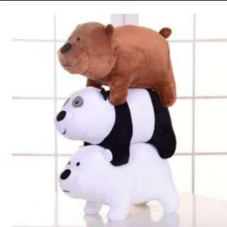 We Bare Bears Valentine's Discount