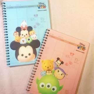 Tsum tsum schedule book