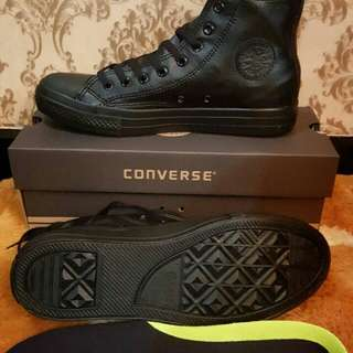 Converse Classic lather Black