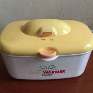 第一代康貝Combi 濕紙巾保溫器