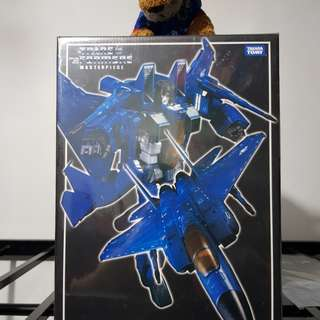 Takara Tomy Transformer Thundercracker Authentic Mint in Box No Issue