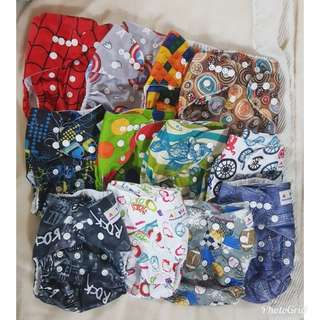 Alva Baby Cloth Diaper
