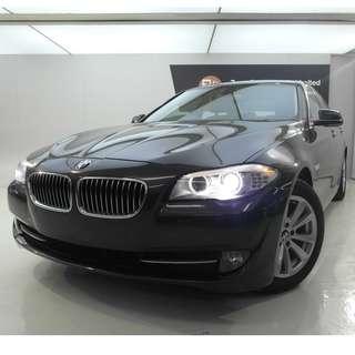 BMW 520iA Executive 2012