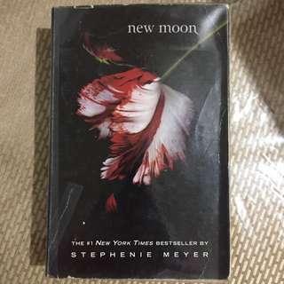 New Moon Twilight Series