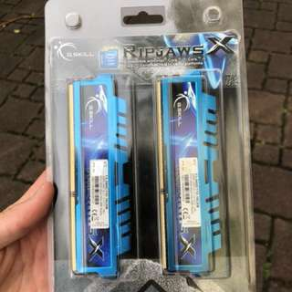Gskill RipJaws 16GB (8GB x 2 2400mhz DDR3)selling cheap