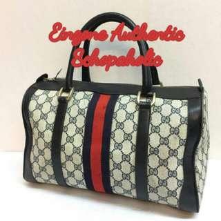 💯 AUTHENTIC GUCCI SPEEDY VINTAGE BAG