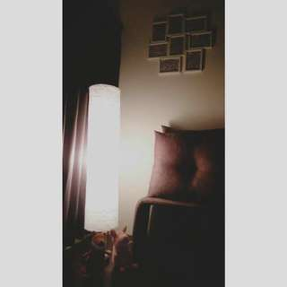 IKEA HOLMO 落地燈
