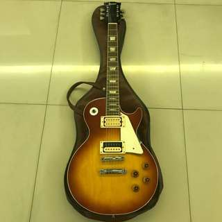 Les Paul Greco Guitar