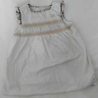 Burberry Baby Girl Dress Baju Kanak - Kanak Baju Budak Perempuan