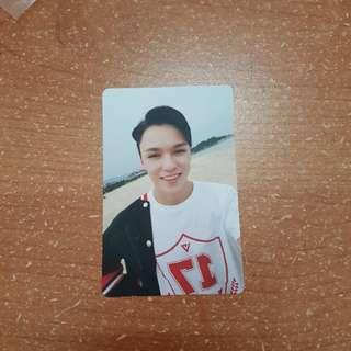 WTT/WTS Vernon Make the Seventeen Album Photocard PC