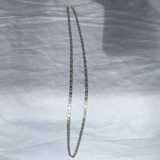 Solid 9ct Italian Gold Necklace