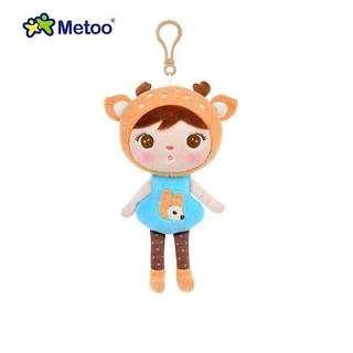 Baby Doll - Stroller Keychain Toy
