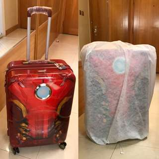 全新Samsonite 20/26吋Iron Man/ Captain America行李喼