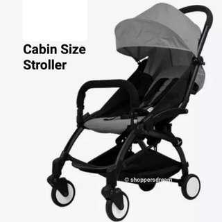 Instock Yoya Cabin Size Stroller - Grey