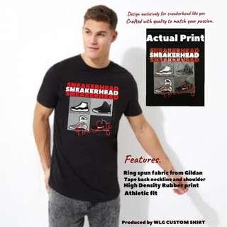 Sneakerhead Shirt