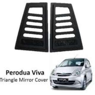 VIVA TRIANGEL WINDOR COVER